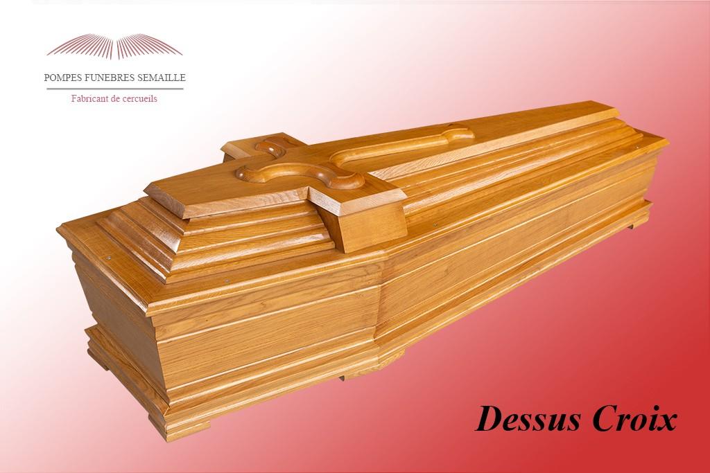 Cercueil Dessus Croix
