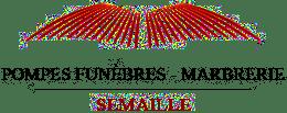 Logo pompes funèbres Semaille