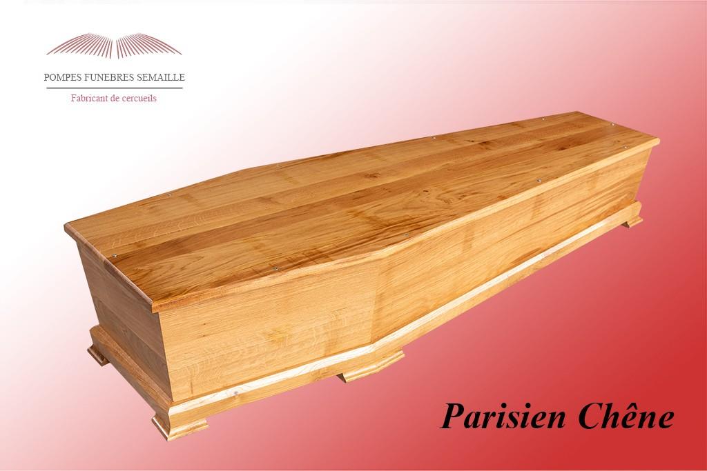 Cercueil Parisien Chêne