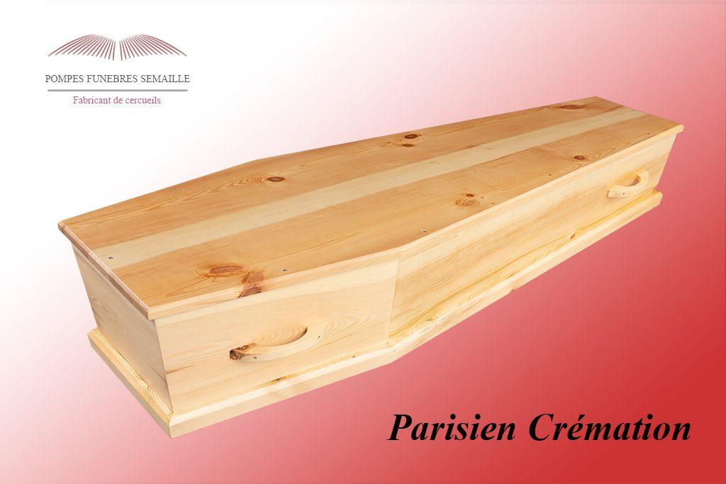 Cercueil Parisien Crémation