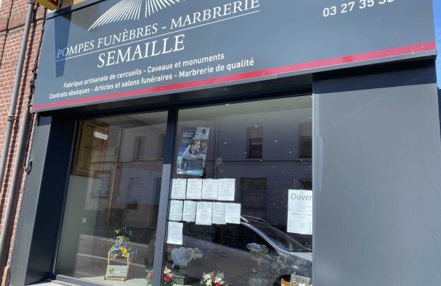 Agence de Trith-Saint-Léger